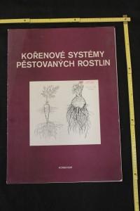 náhled knihy - Kořenové systémy pěstovaných rostlin