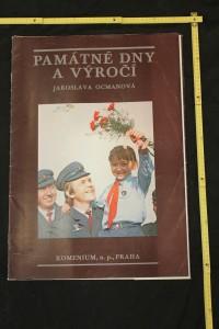 náhled knihy - Památné dny a výročí