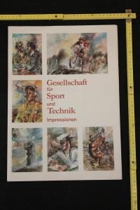 náhled knihy - Gesellschaft fur Sport und Technik Impressionen