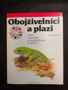 náhled knihy - Obojživelníci a plazi : známí i neznámí, pronásledovaní, chránění