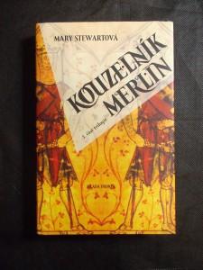 náhled knihy - Kouzelník Merlin