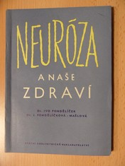 náhled knihy - Neuróza a naše zdraví
