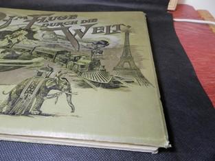 náhled knihy - Im fluge  durch der Welt