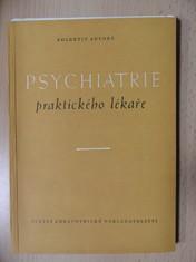 náhled knihy - Psychiatrie praktického lékaře