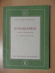náhled knihy - Psychiatrie : Učebnice pro zdravotnické školy