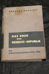 náhled knihy - Das Ende der Benesch - Republik