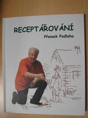 náhled knihy - Receptářování - výběr z fejetonů 1980-2005