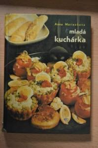 náhled knihy - Mladá kuchařka