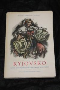 náhled knihy - Kyjovsko : vlastivědný popis politického okresu kyjovského