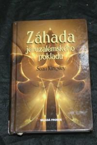 náhled knihy - Záhada jeruzalémského pokladu