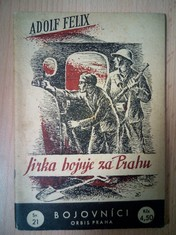 náhled knihy - Jirka bojuje za Prahu