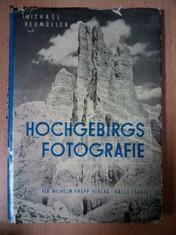 náhled knihy - Hochgebirgsfotografie