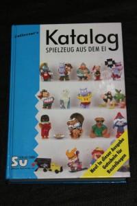 náhled knihy - Katalog - Spielzeug aus dem ei