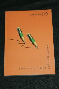 náhled knihy - Dopisy z cest
