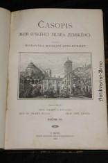 náhled knihy - Časopis Moravského musea zemského. Ročník VII