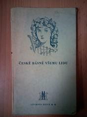 náhled knihy - České básně všemu lidu