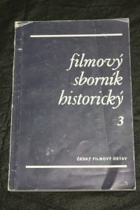 náhled knihy - Filmový sborník historický. 3