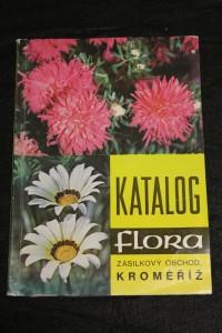 náhled knihy - Květiny ze semene : Katalog