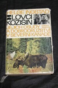 náhled knihy - Lovci kožišin, jejich osudy a dobrodružství v severní Kanadě