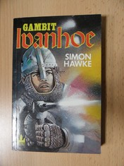 náhled knihy - Gambit Ivanhoe