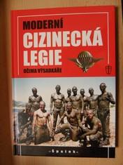 náhled knihy - Moderní cizinecká legie očima výsadkáře