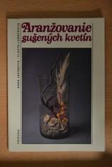 náhled knihy - Aranžovanie sušených kvetín