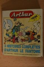 náhled knihy - Arthur : 3 Histoires Completes D'Arthur le Fantome