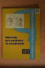 náhled knihy - Nástroje pro novátory ve strojírnách