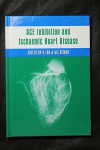 náhled knihy - ACE Inhibition and Ischaemic Heart Disease.
