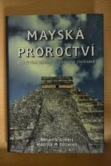 náhled knihy - Mayská proroctví