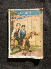 náhled knihy - Soukromý detektivní ústav Lojzy Kutílka : hrst veselých příhod ze života chlapců