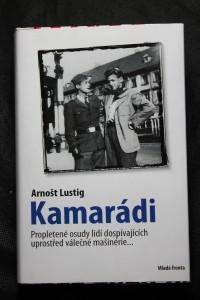 náhled knihy - Kamarádi