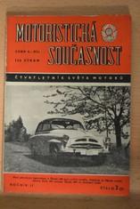 náhled knihy - Motoristická současnost : Č. 2, roč. II