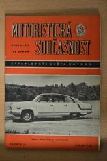 náhled knihy - Motoristická současnost : Č. 3, roč. II