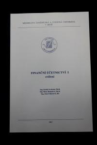 náhled knihy - Finanční účetnictví I : cvičení