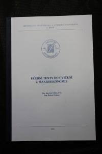 náhled knihy - Učební texty do cvičení z makroekonomie