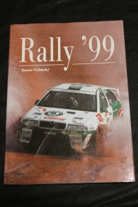 náhled knihy - Rally ´99