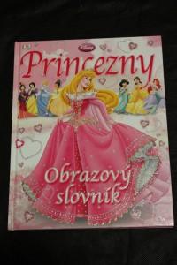 náhled knihy - Princezny : obrazový slovník