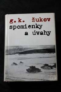 náhled knihy - G. K. Žukov : Spomienky a úvahy