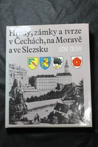 náhled knihy - Hrady, zámky a tvrze v Čechách, na Moravě a ve Slezsku. Díl V. Jižní Čechy