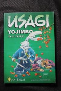 náhled knihy - Usagi Yojimbo. Daisho