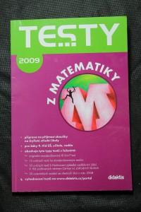 náhled knihy - Testy 2009 : z matematiky