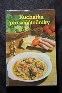 náhled knihy - Kuchařka pro začátečníky