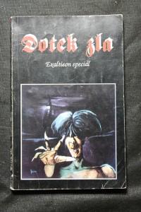 náhled knihy - Dotek zla : [sborník]