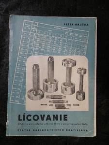 náhled knihy - Lícovanie : Učebnica pre základné odborné školy a pre priemyselné školy