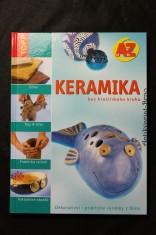 náhled knihy - Keramika bez hrnčířského kruhu : od A do Z : dekorativní i praktické výrobky z hlíny