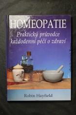 náhled knihy - Homeopatie : praktický průvodce každodenní péčí o zdraví