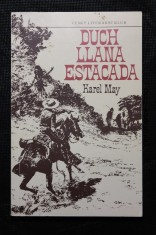 náhled knihy - Geist des Llano Estacado. Česky Duch Llana Estacada