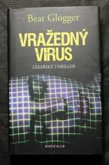 náhled knihy - Vražedný virus : lékařský thriller