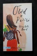 náhled knihy - Oběd v Paříži : milostný příběh s recepty